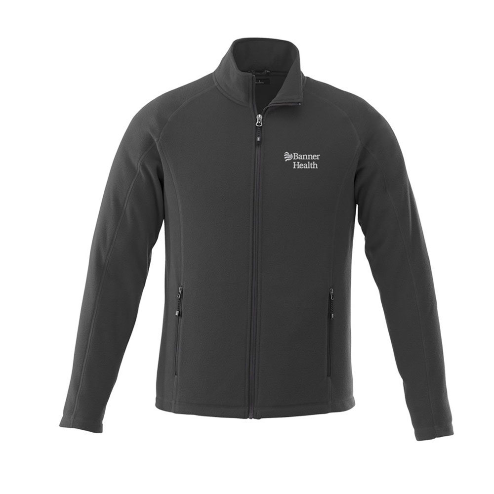 RIXFORD MENS FULL ZIP FLEECE