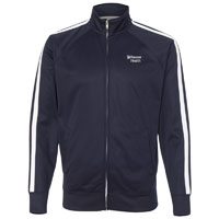 BANNER HEALTH UNISEX POLY-TECH FULL ZIP TRACK